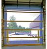 Wire Screen and Solid Vinyl Doors -- DuraShield Bird Screen Door