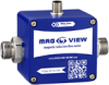 Magnetic Flow Meter, MAG-VIEW™ [0.5 .. 30 lpm, 4 .. 20 mA] -- MVM-030-PA - Image