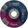 4-1/2 x 1/8 TIGER CERAMIC Type 27 Cut/Grind Combo Wheel CER30T 7/8 A.H.