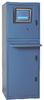 "Item # FRE-070, Protector™ Series - Workstation Electronic Enclosure - Free-Standing - 70"" High - NEMA 12 - w/ rigid keyboard shelf -- FRE-070"