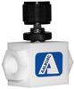 6mm PTFE Needle Valve -- VT6-TT-0A - Image