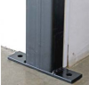 Traffic Door Frames - Structural Tube Frame