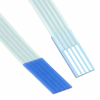 Flat Flex Ribbon Jumpers, Cables -- AFFC-050-04-127-11-ND -Image