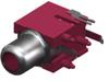 PC Mount Phono Jack-Red -- 971 - Image