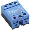 Relay;SSR;Zero-Switching;SPST-NO;25A;Ctrl-V 265AC/DC;275AC;Panel Mnt;Screw -- 70105546