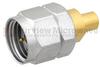 2.4mm Male Connector Solder Attachment For FM-SR086CU-STR, FM-SR086CU-COIL, FM-SR086ALTN-COIL Cable -- FMCN1430 -Image