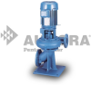 Series 300 - Single Stage End Suction Vertical Close Pump -- Model 362A