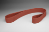 3M 202DZ Coated Aluminum Oxide Sanding Belt - P120 Grit - 2 1/2 in Width x 103 in Length - 27502 -- 051115-27502 -- View Larger Image
