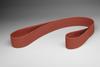 3M 202DZ Coated Aluminum Oxide Sanding Belt - P120 Grit - 2 in Width x 103 in Length - Singapore: Abrasives & Sandpaper - 26837 -- 051115-26837 - Image