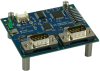 USB to 2-Port RS-232, RS-422, RS-485 (Software Configurable) DB9 Serial Interface Adapter -- 2223-OEM