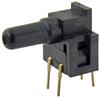 26PC Series, compensated/unamplified, gage, 0 psi to 1 psi, 2x2 DIP, 90 deg. (toward pin 1) -- 26PCAFK2G -Image