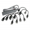Cables to Go 2706X - Surge suppressor - AC 125 V - 6 output -- 35549