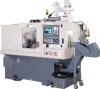 Multi-Slide CNC with Back-Working Sub-Spindle -- LNT-S Series