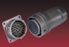 Circular Connector, Metal, Threaded Coupling, Harsh Environment, Power Connector -- Amphe-DB - Image