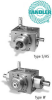 Reversing And De-Clutching Bevel Gearbox -- S or AS 01 2:1