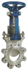 DeZURIK -- GKU Unidirectional Knife Gate Valve Series - Image