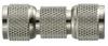 Mini-UHF Plug to Plug Adapter -- 280-280-TP - Image