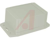 ENCLOSURE; ABS;MOUNTING FLANGE; 4.5 L X3.3 W X 2.4 D -- 70166095 - Image