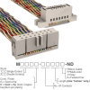 Rectangular Cable Assemblies -- M3CGK-1620K-ND -Image