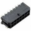 Rectangular Connectors - Headers, Male Pins -- WM14572-ND