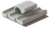Wire Clip - Plastic, Adhesive Mount -- WCK-460-01A-RT -- View Larger Image