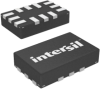 Single Supply, Negative Signal Swing, Sub-ohm, Dual SPDT Switch with Click and Pop Elimination -- ISL54065IRUZ-T - Image