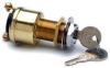 Ignition Switch, 2-position -- M-489-Image