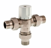 Male Thermostatic Mixing Valve -- 652