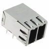 Modular Connectors - Jacks -- 380-1333-ND