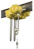 Pneumatic Plain Trolley Hoist -- Chester SLA Series