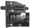 SubMini Switch,15A,Push Rod Plunger -- 23Z965