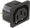 Power Entry Connectors - Inlets, Outlets, Modules -- 486-2221-ND -Image