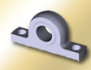 Pillow Block Mount Plain Bearings -- Lube-Align®
