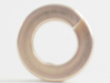 Split Lock Washer With Flat Ends Bronze DIN127B, M8.0 -- M69902