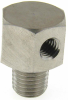 "1/4"" NPT External Pipe Barb Fitting -- MPAL-4 Series -- View Larger Image"