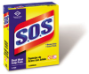 S.O.S® Heavy Duty Steel Wool Soap Pad - 15 Count -- SOSPADS