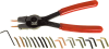 Heavy Duty Internal/External Snap Ring Pliers -- 2920133 -- View Larger Image