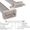 Rectangular Cable Assemblies -- M3BFK-2036J-ND -- View Larger Image