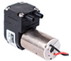 Micro Diaphragm Pumps (Air/gas) Up to 800 MLPM -- T2-05 - Image