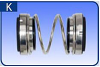 Mechanical Seal Disc Springs -- 3597