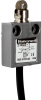 MICRO SWITCH 14CE Series Compact Precision Limit Switches, Top Roller Plunger, 1NC 1NO SPDT Snap Action, 1 m Cable -- 14CE2-1