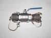 Valve assy, ball, 2-inch, QDISC (LH-F, RH-M) -- 300.256 - Image