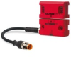 Transponder-Coded Safety Switch with Compact Design -- CES-C04