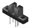 High Reliability Optical Interrupter 3mm Gap with Mounting Tabs -- H21LTB - Image
