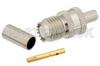 Mini UHF Female Connector Crimp/Solder Attachment for RG58, RG303, RG141, PE-C195, PE-P195, LMR-195, 0.195 inch -- PE44084 -Image