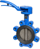 Butterfly Valve Sylax® Wafer & Lug Style SYLAX 3 LUG (SS) Butterfly Valves -- SYLAX 3 LUG (SS) -- View Larger Image