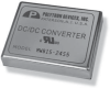 DC-DC Converter, 15 Watt Single and Dual Output Regulated, 4:1 Input -- MWB15 -Image