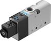 Air solenoid valve -- VUVS-L30-M32C-AZD-G38-F8-1B2 -Image