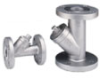 Check Valve Ward Valve 16FL Flanged Stainless Steel Strainers Unleaded Strainer -- 16FL Flanged Stainless Steel Strainers -Image