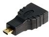 StarTech.com HDMI to HDMI Micro Adapter -- HDADFM